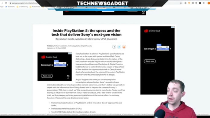 #214 New PS5 Details