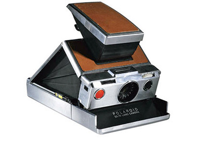 Polaroid SX-70 Instant Camera produced during the 1970s (Source: The Star)