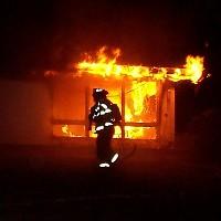 House fire (A. Kotok)