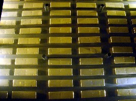 Gold Bars (Brian Giesen/Flickr)