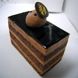 Chocolate cake (Mikage Takasugi/Opencage.info)