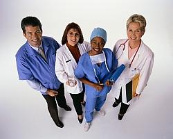 Medical team (CT.gov)