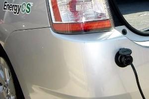 Plug-in electric vehicle (Idaho National Lab)