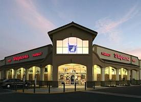 Walgreens store (Walgreens/Evergreen Devco)