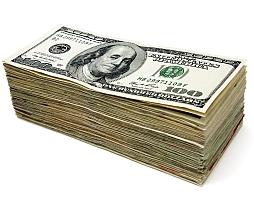 Money stack (Andrew Magill/Flickr)