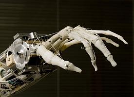 Prosthetic hand developed in UW's Neurobotics Lab (University of Washington)