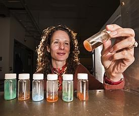 Tina Nenoff (Randy Montoya, Sandia National Lab)