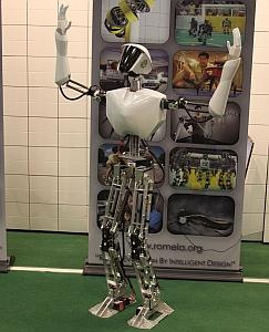 CHARLI prototype robot (Virginia Tech)
