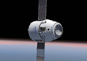 Dragon capsule (SpaceX Corp.)