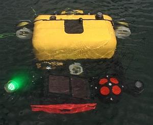 Hovering Autonomous Underwater Vehicle (Bluefin Robotics)
