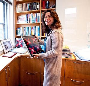 Joanna Aizenberg (Rose Lincoln, Harvard University)