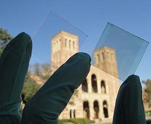 Transparent solar cells (UCLA)