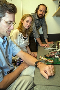 Testing biometric bracelet