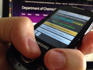 Colorimetrix in use