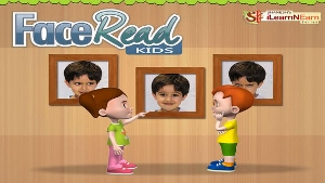 Face Read app screen shot