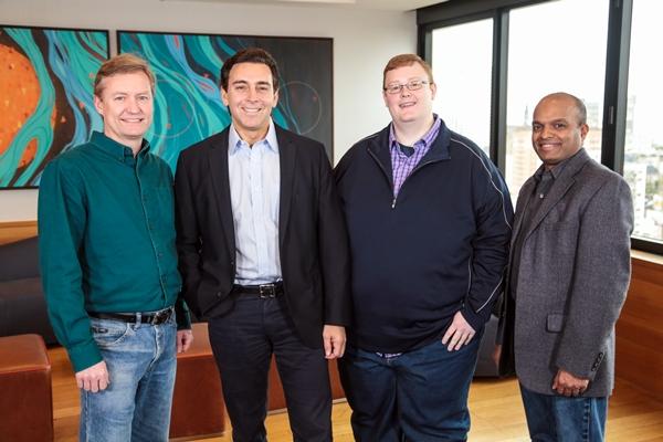 Argo AI and Ford executives