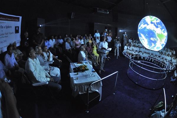Science meeting, Kolkata India