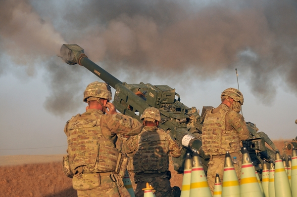U.S. Army in Iraq