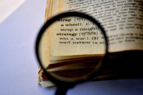 Magnified word strategy