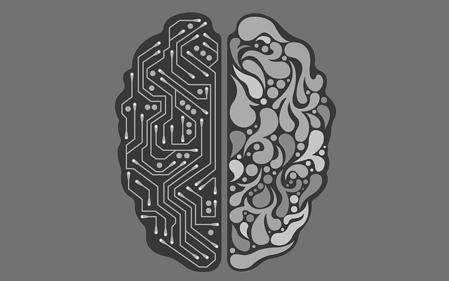 Artificial intelligence graphic