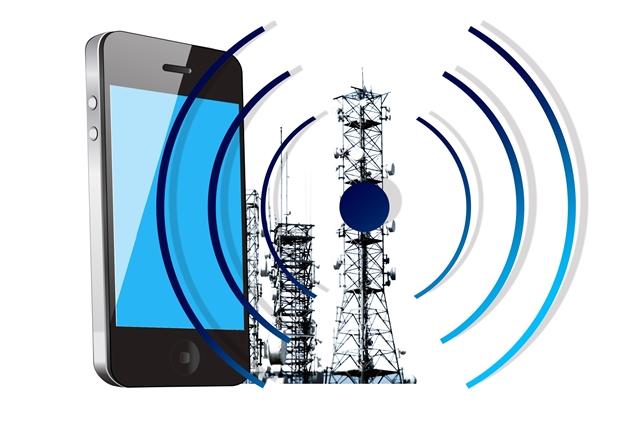 Wireless network graphic