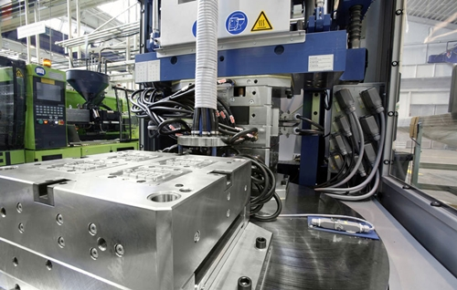 Industrial machine