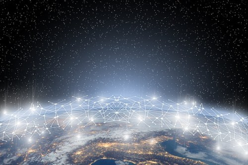 Networked earth