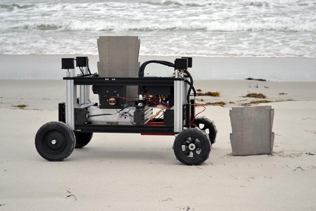 Romu robotic device