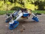 FSTAR hybrid robot