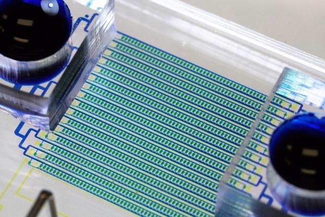 HydroSeq chip