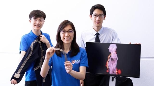 Smart fabric team