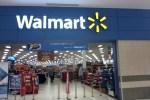 Walmart entrance