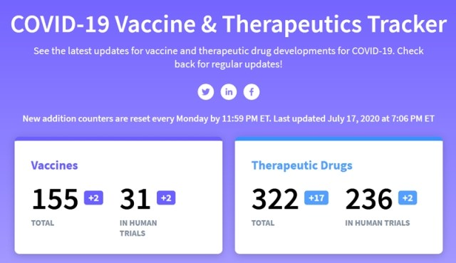 Covid-19 vaccines and therapies