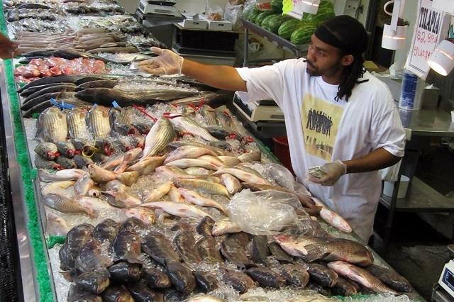 D.C. fish market
