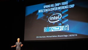 Intel Unveils Its First AI Chip Spring Hill, Says Facebook Already Using It