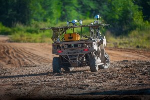 Can robots make an Army platoon 10 times as effective?