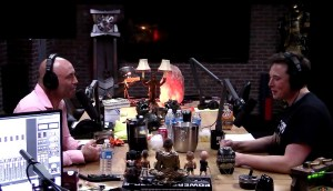 Tesla CEO Elon Musk goes Round 2 with Joe Rogan's podcast