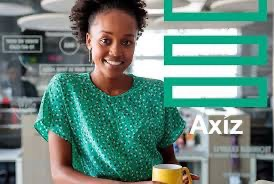 Axiz HPE team goes live with microsite