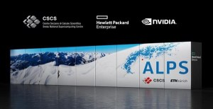 Swiss National Supercomputing Centre, Hewlett Packard Enterprise (HPE) and NVIDIA (NVDA_ Announce World's Most Powerful AI-Capable Supercomputer