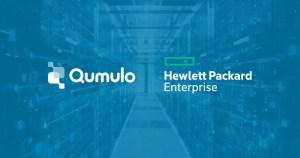 Qumulo and Hewlett Packard Enterprise Deliver the Highest Density File Solution on the Market