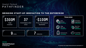 HPE Expands Pathfinder Program in Support of Edge-to-Cloud Strategy