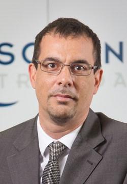 Lorcan Camps, CEO, Infotech.