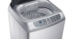 The new Samsung Top Loader Washer