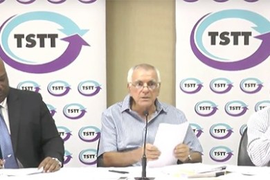 TSTT Chairman Emile Elias on the TATT licensing issue.