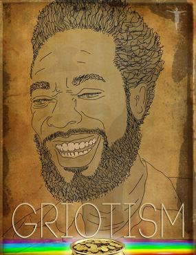 Album art for Griotism