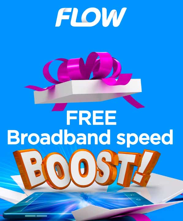 Flow upgrades broadband packages