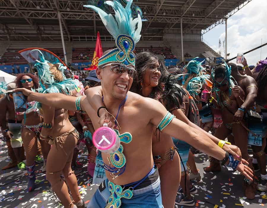 A Carnival on lyrics