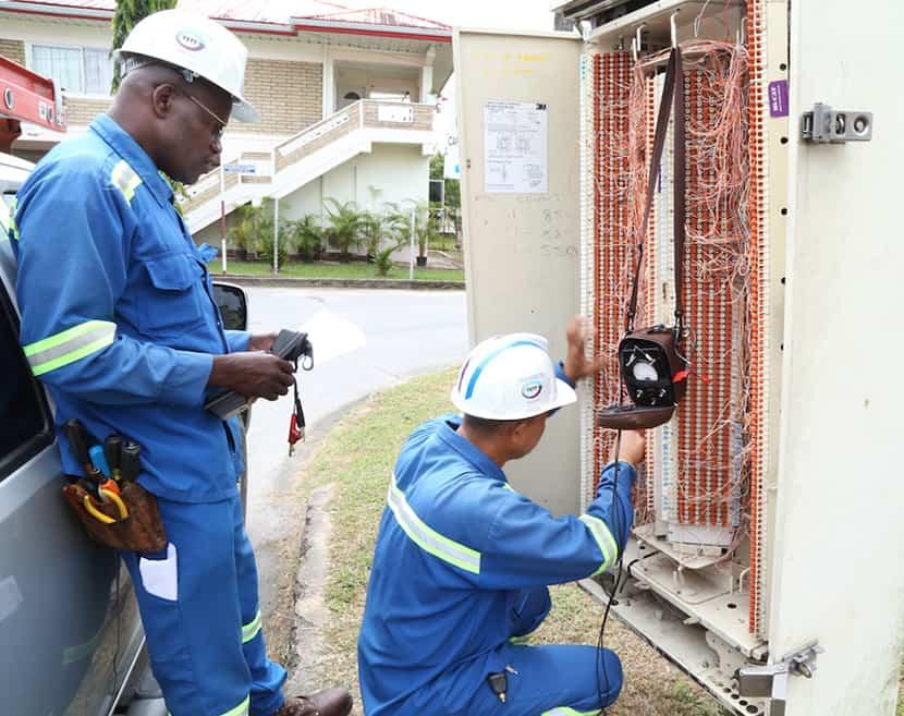 TSTT fibre reach expands by 200 percent in Zero Copper programme
