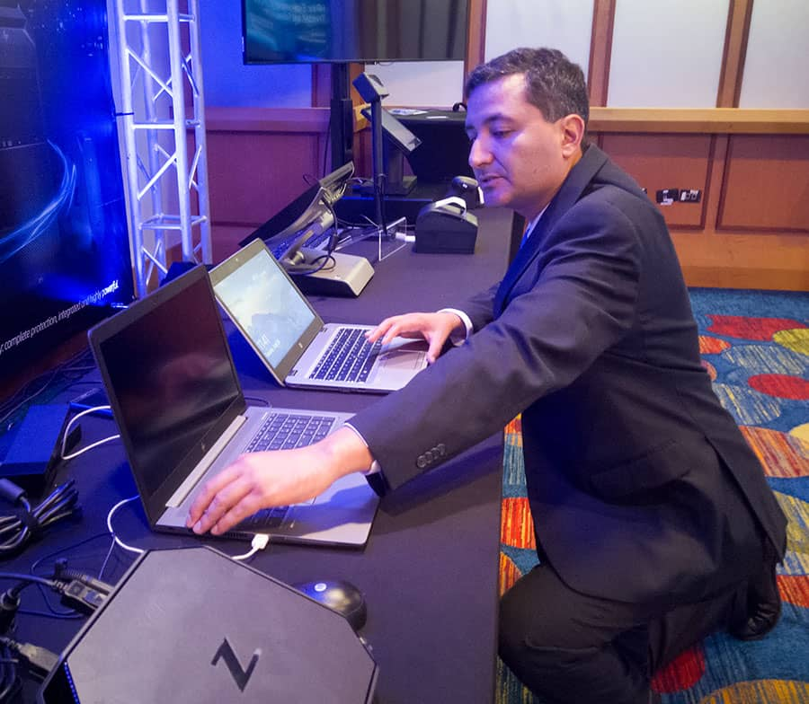 HP Inc's new business hardware for T&T