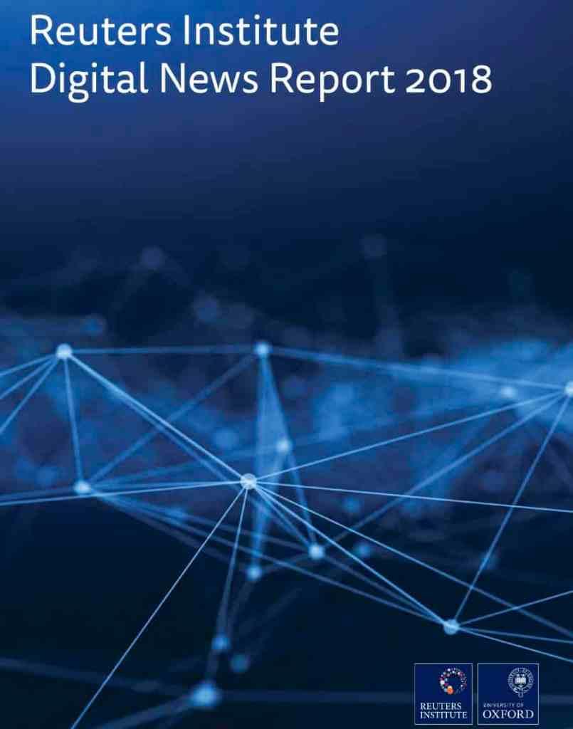 Reuters reports on digital news